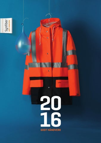aeaf4808 Synfiber Arbeidslær 2016 by Synfiber Workwear - issuu