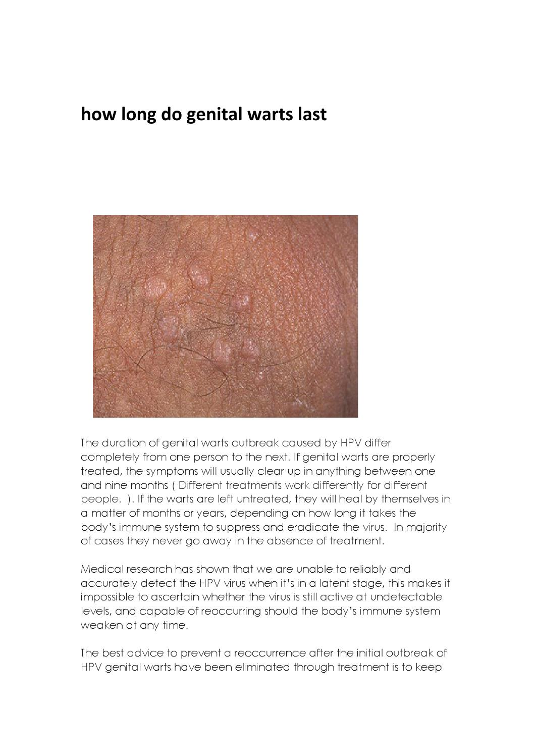 dating someone genital warts Genital warts — comprehensive overview research has shown that people under 21 and age 21 to 30 who receive the hpv vaccine can reduce their risk of getting.