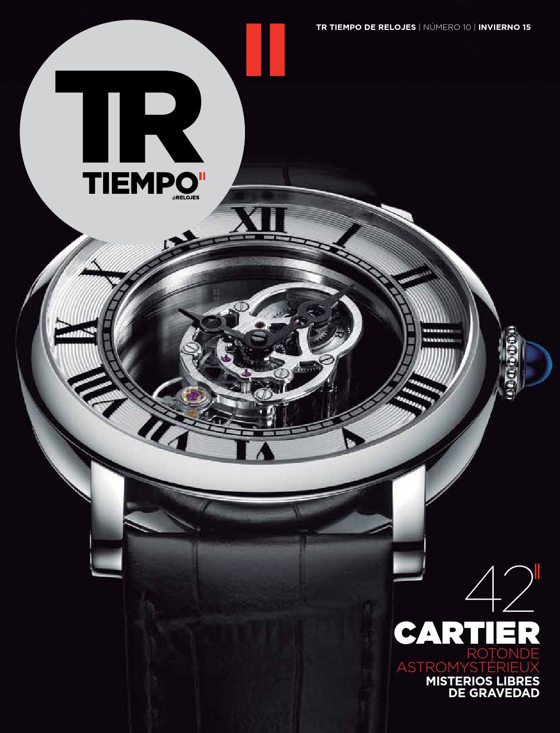 best loved 10521 3e819 Tr tiempoderelojes numero 10 by Ed-Tourbillon.Spain - issuu