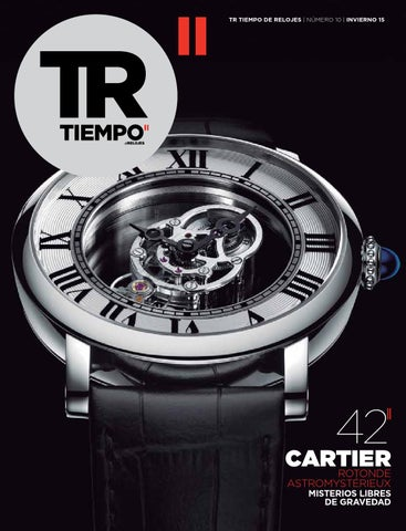 760fe4ce5451 Tr tiempoderelojes numero 10 by Ed-Tourbillon.Spain - issuu