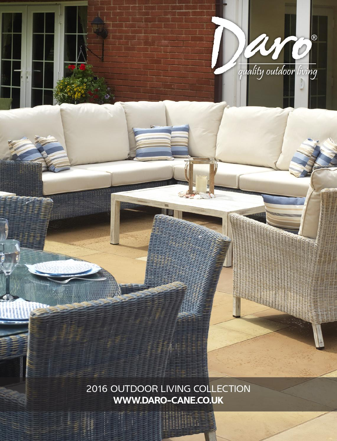 Daro Outdoor Living Collection 2016 by Daro (Trading) Ltd ... on Outdoor Living Ltd id=28624