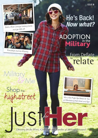 16c3775c04efc Just for Her Issue 9 by Forces   Corporate Publishing Ltd - issuu