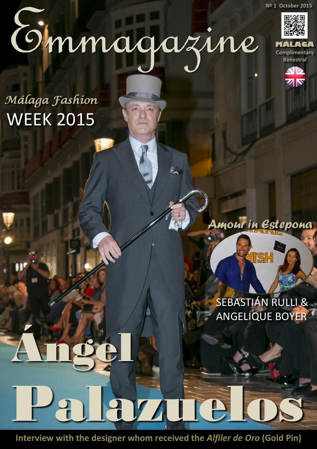 Angelique Boyer Movies And Tv Shows emmagazine nº 1 englisheventemmalaga - issuu