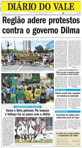 b8ad4bd1332 7603 diario segunda feira 16 03 2015 by Diário do Vale - issuu