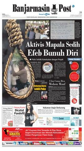 Banjarmasin Post Kamis 31 Desember 2015 by Banjarmasin Post - issuu 6b38291eac