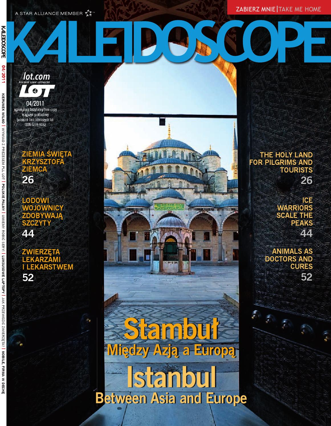 2d6e9b1c10ccc Kaleidoscope 1104 by LOT Polish Airlines - issuu