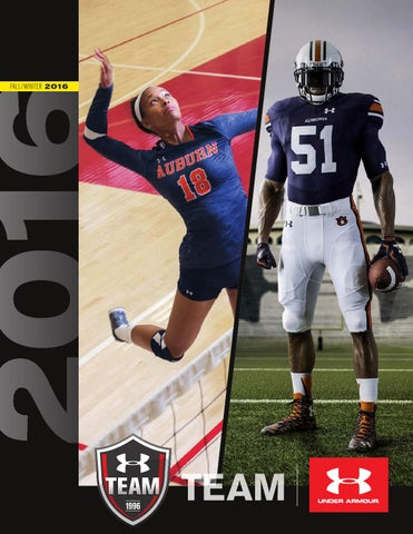 cddc6130916 Under Armour 2016 Fall Winter Team Gear by SquadLocker - issuu