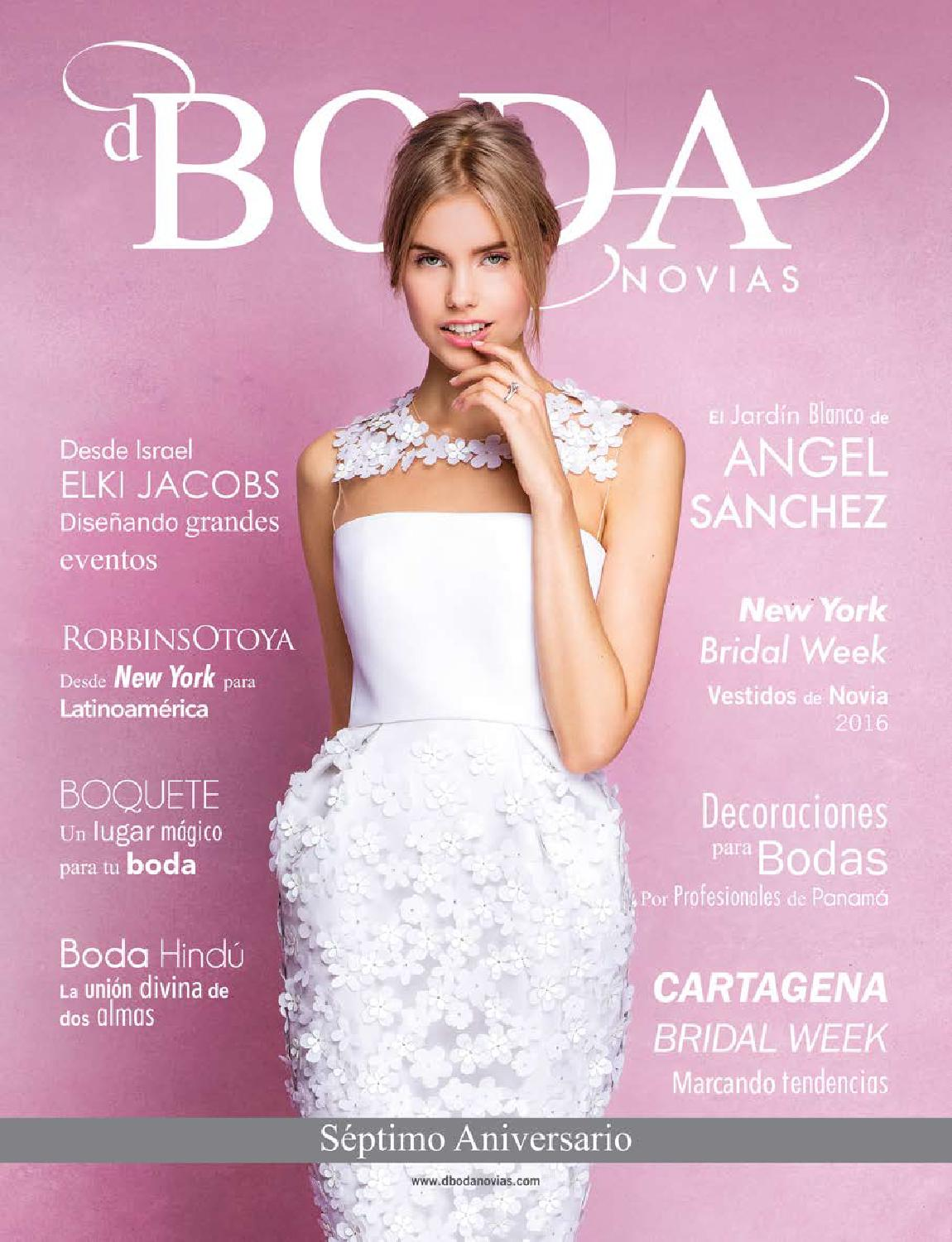 dBODA Novias_Edicion Mar-May2016 by dBODA Novias - issuu