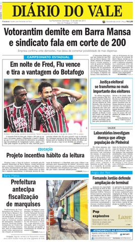 48acc41ca9 7630 diario domingo 12 04 2015 by Diário do Vale - issuu