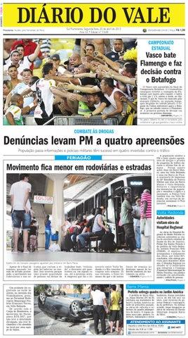 5f6e02c7702 7638 diario segunda feira 20 04 2015 by Diário do Vale - issuu