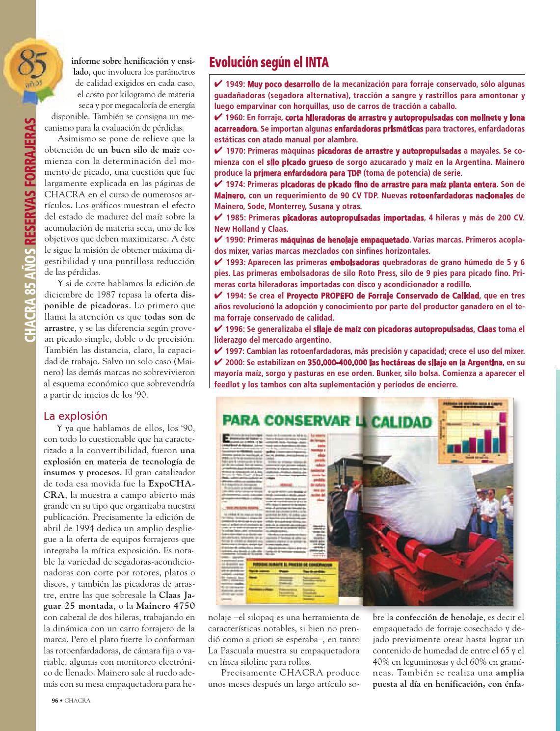Revista Chacra Nº 1019 - Octubre 2015