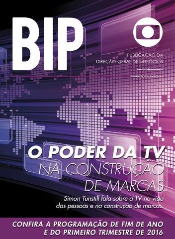 BIP 611 by TV Globo - issuu 5dfa2d76eca7b