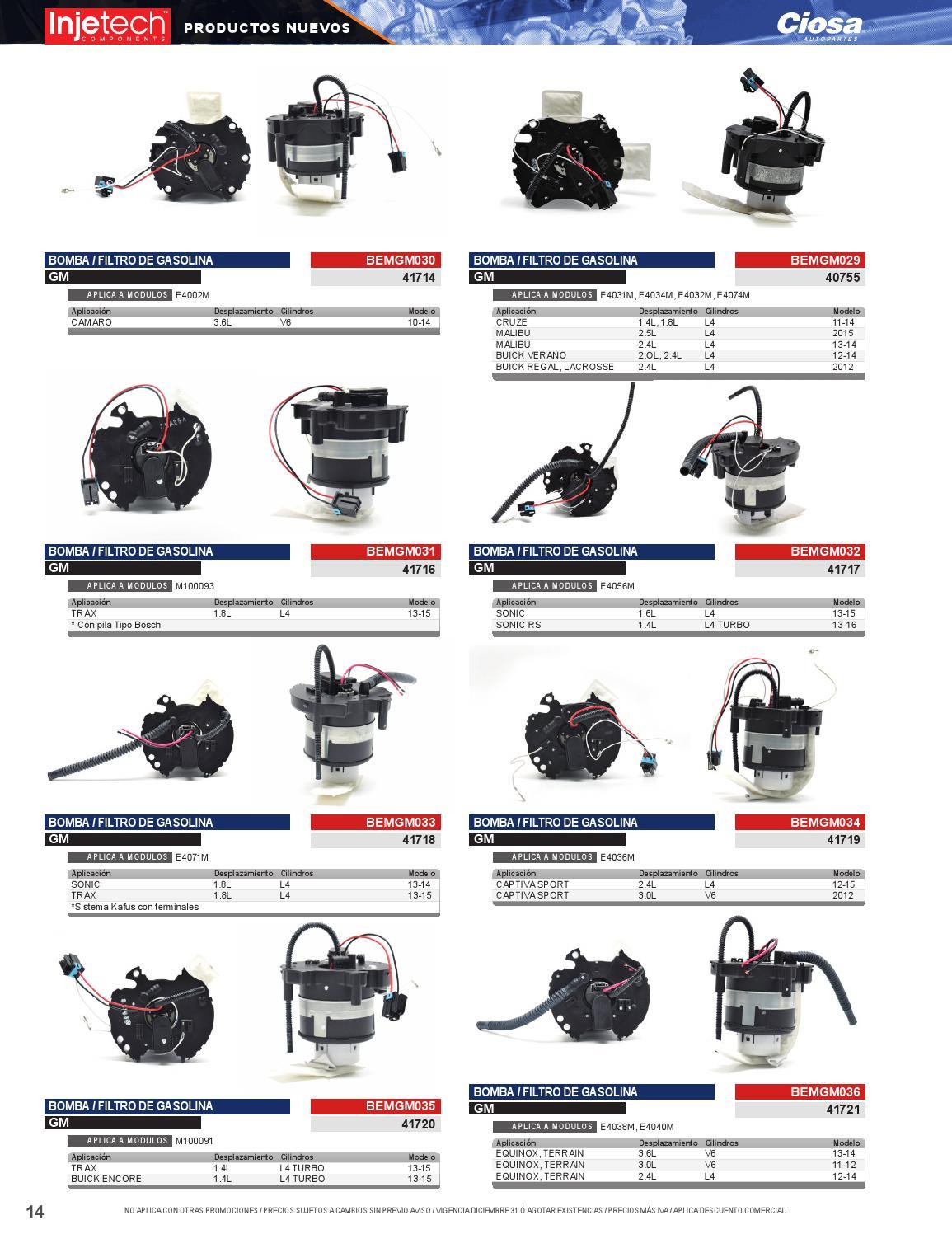 Elementos de la Blic 6502-07-0552994Q Parachoques