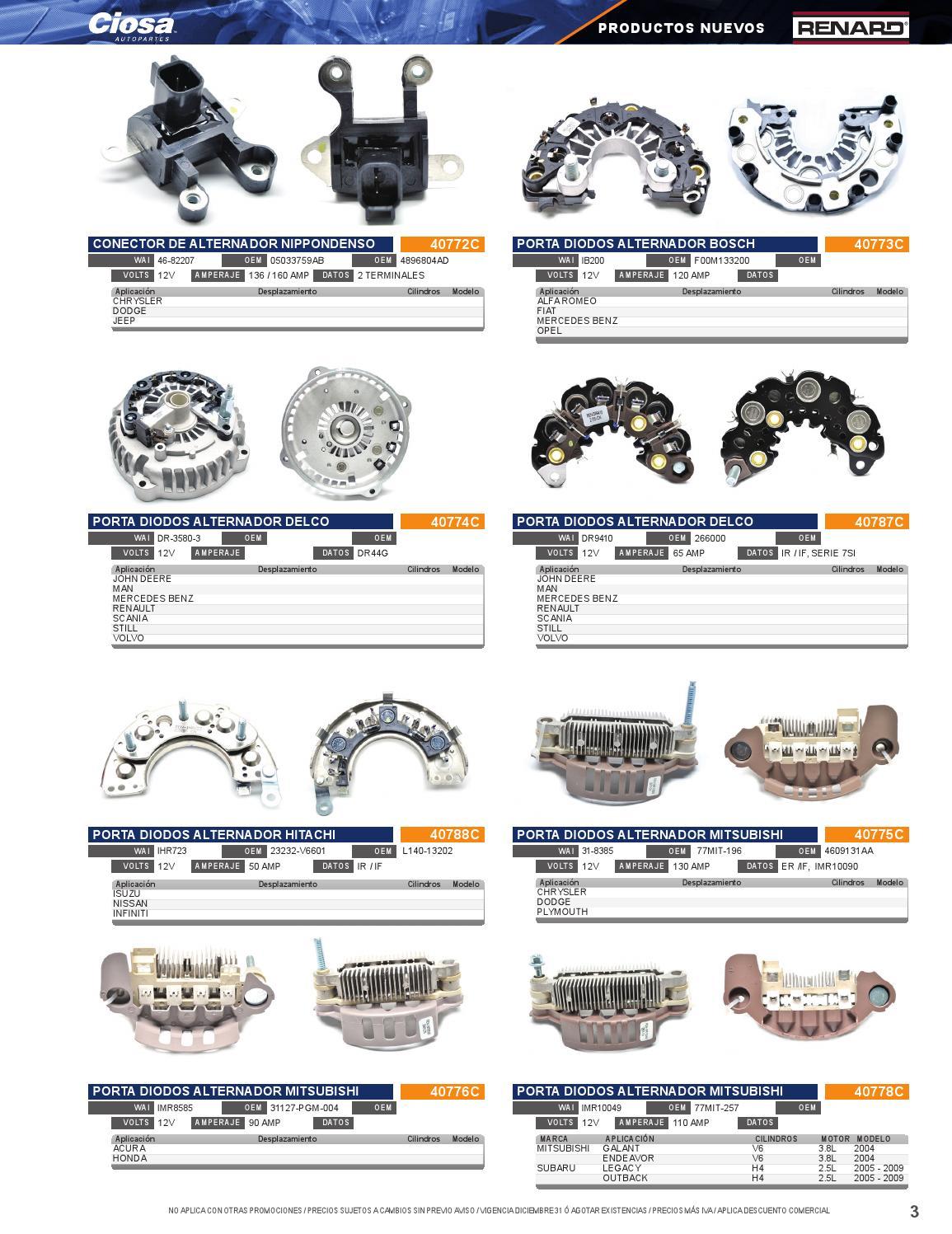 Alternador Cinturón v Ventilador Para Suzuki Alto I 82 /> 93 elección 2//2 800 gasolina 0S CE F8B