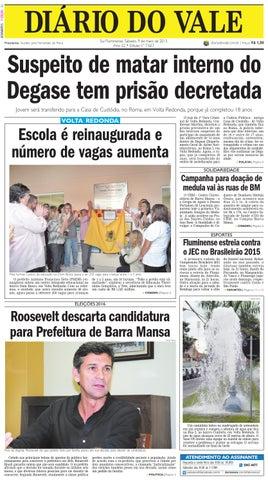 7657 diario sabado 09 05 2015 by Diário do Vale - issuu 505a8ed41ffd1