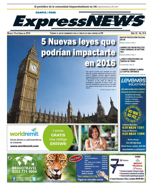 5b998241 Express news 814 by Express Media World - issuu