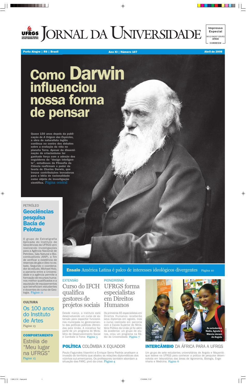 Jornal da Universidade by Universidade Federal do Rio Grande do Sul - issuu 4ff4314153