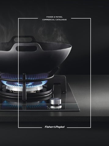 Fisher Paykel Austrailia Product Catalogue Kitchen 2016 By