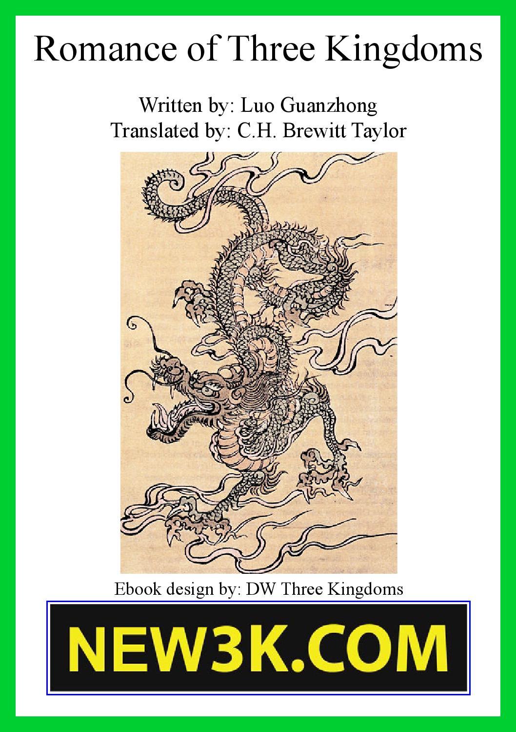 the best attitude f0ec0 19709  dw3k com the new three kingdoms ebook part1of6 by Dale Robinson - issuu