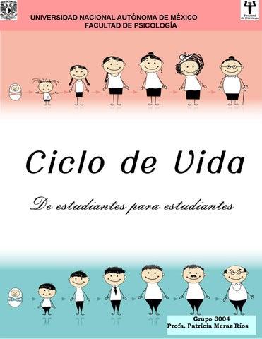 36a3c4b0a Ciclo de vida libro. by Jose Enrique Ortega Marquina - issuu