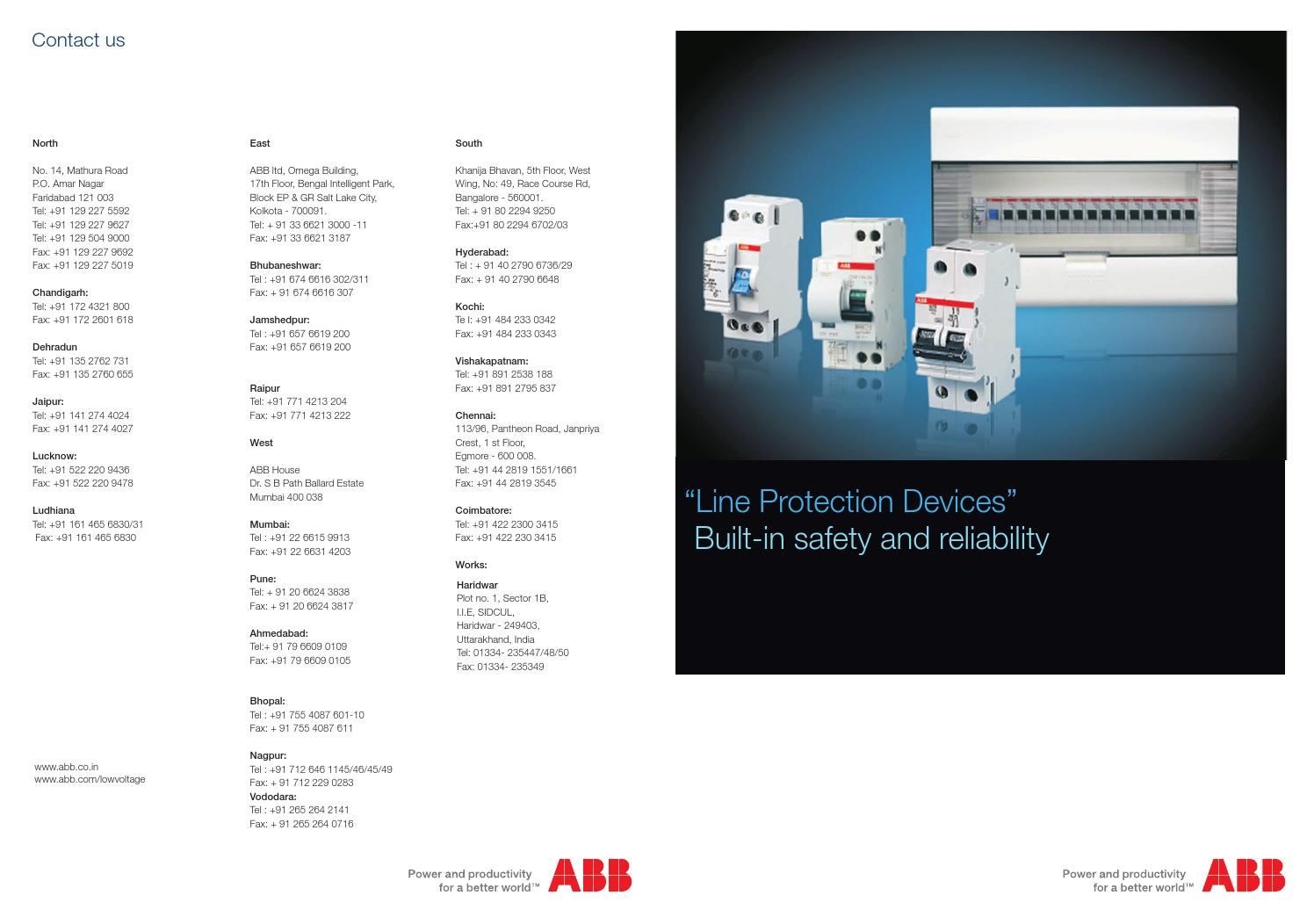 Abb Low Voltage Switchgears And Abb Contactor Powerfactorshop In - Abb basic relay school