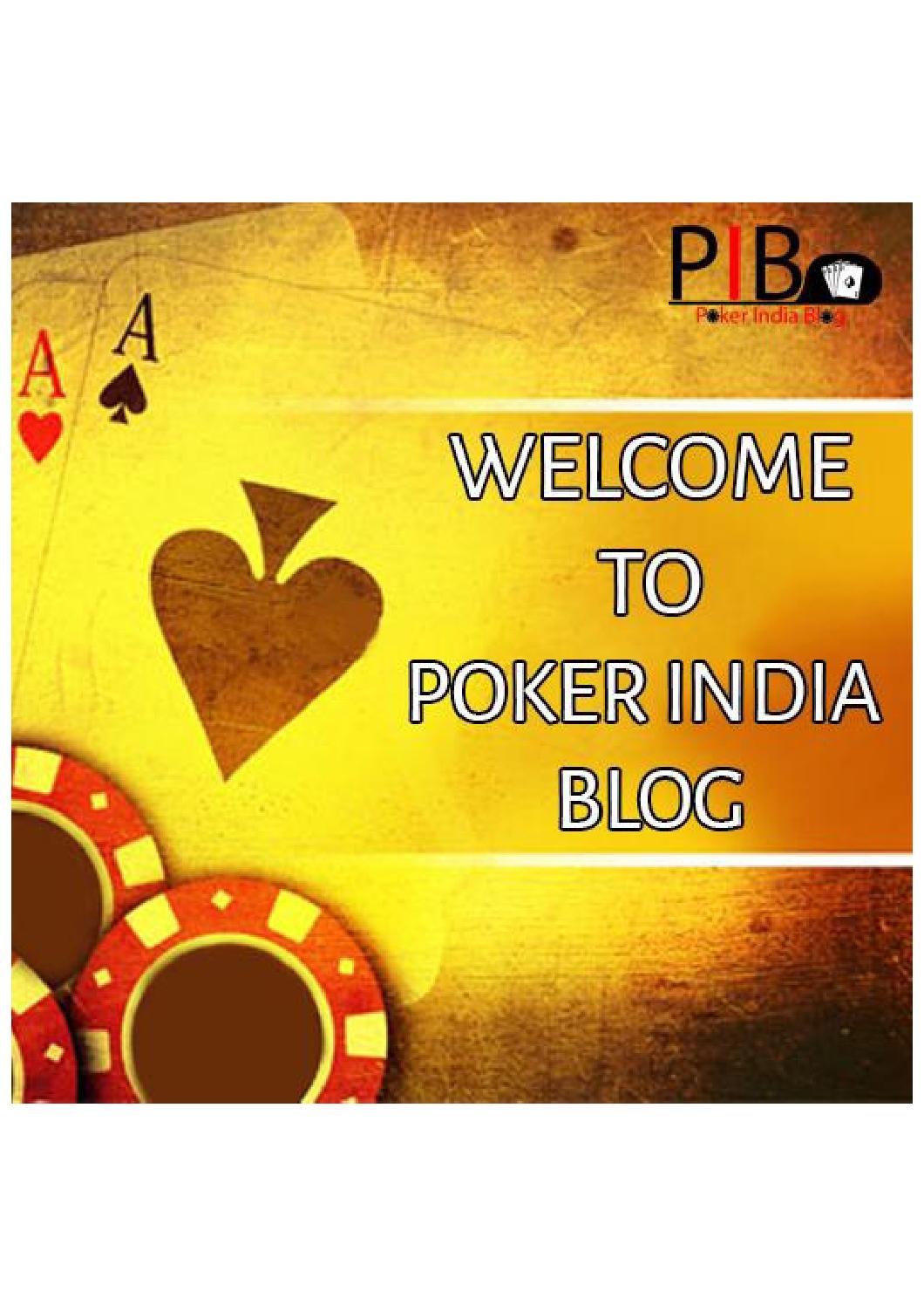 Poker websites in india