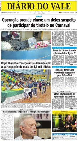 2380844891c 7676 diario quinta feira 28 05 2015 by Diário do Vale - issuu