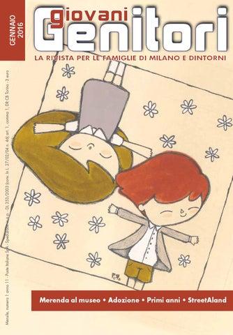 Giovani Genitori Gennaio 2016 Milano By Giovani Genitori Issuu
