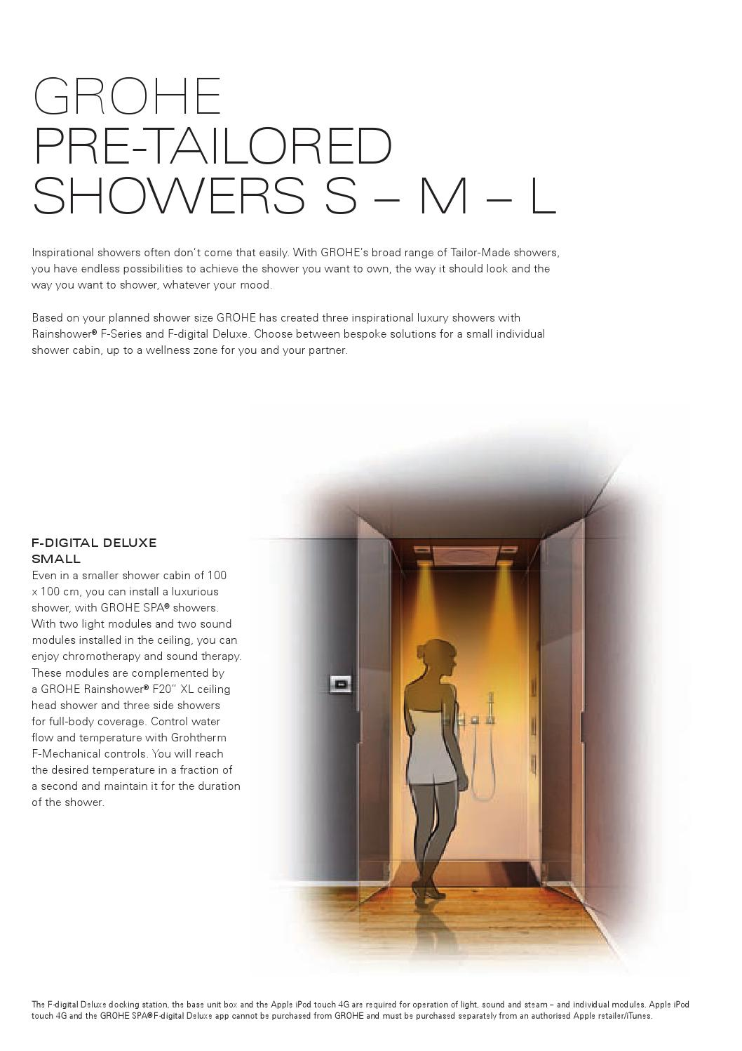 Grohe F-Digital Deluxe - Grohelive by PANKREA s.r.o. - issuu