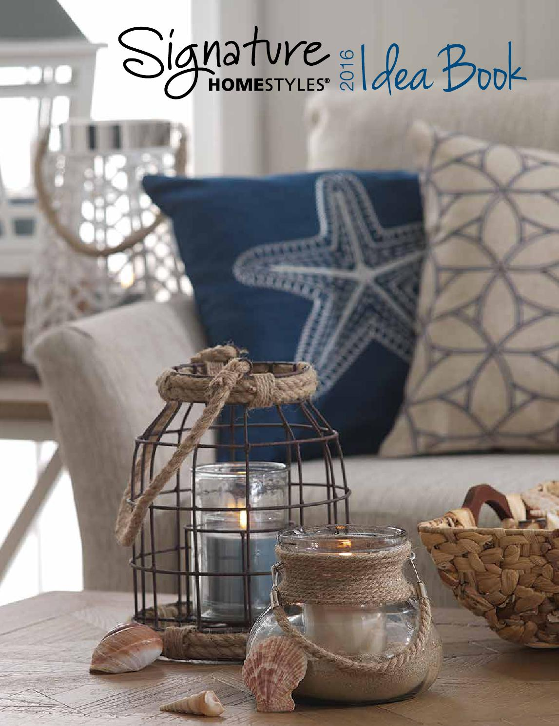 Signature HomeStyles 2016 Catalog By Naomi Negron   Issuu