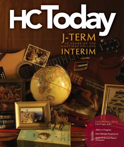 2016 Hc Today By Hastings College Issuu