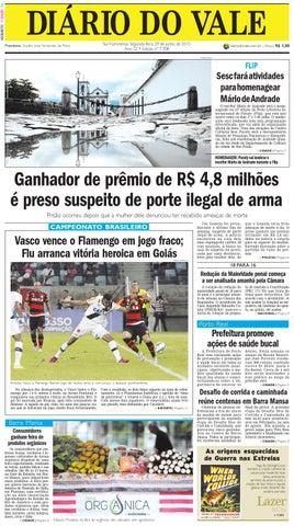 7708 diario segunda feira 29 06 2015 by Diário do Vale - issuu de072708f3