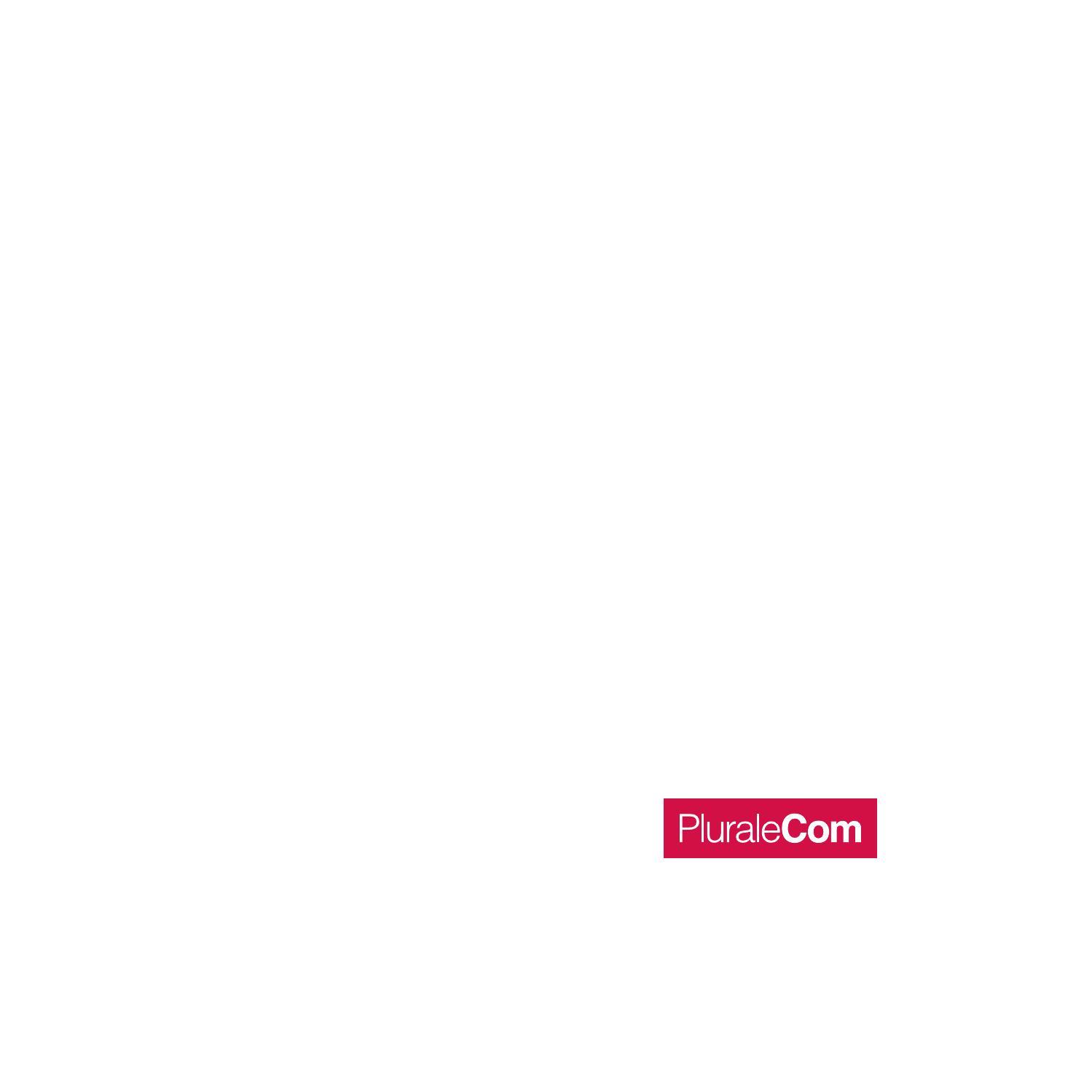 5f87dd13b8 PluraleCom Catalogo Generale Bianco by PluraleCom - issuu