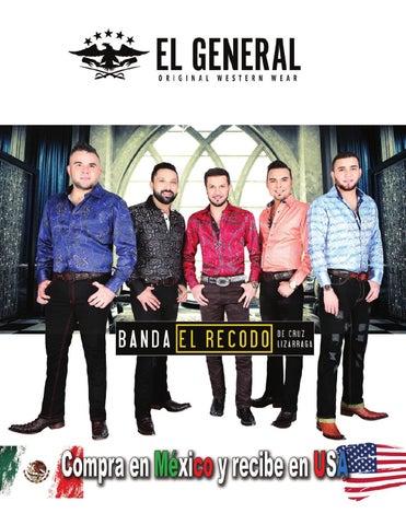 85f1cc258f El General Mexico by Paramount Graphics