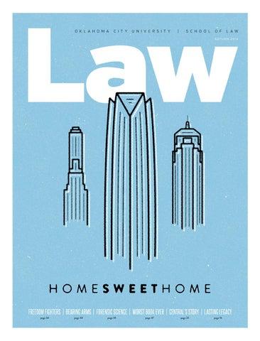 Home Sweet Home by Oklahoma City University School of Law - issuu 691e2687f06
