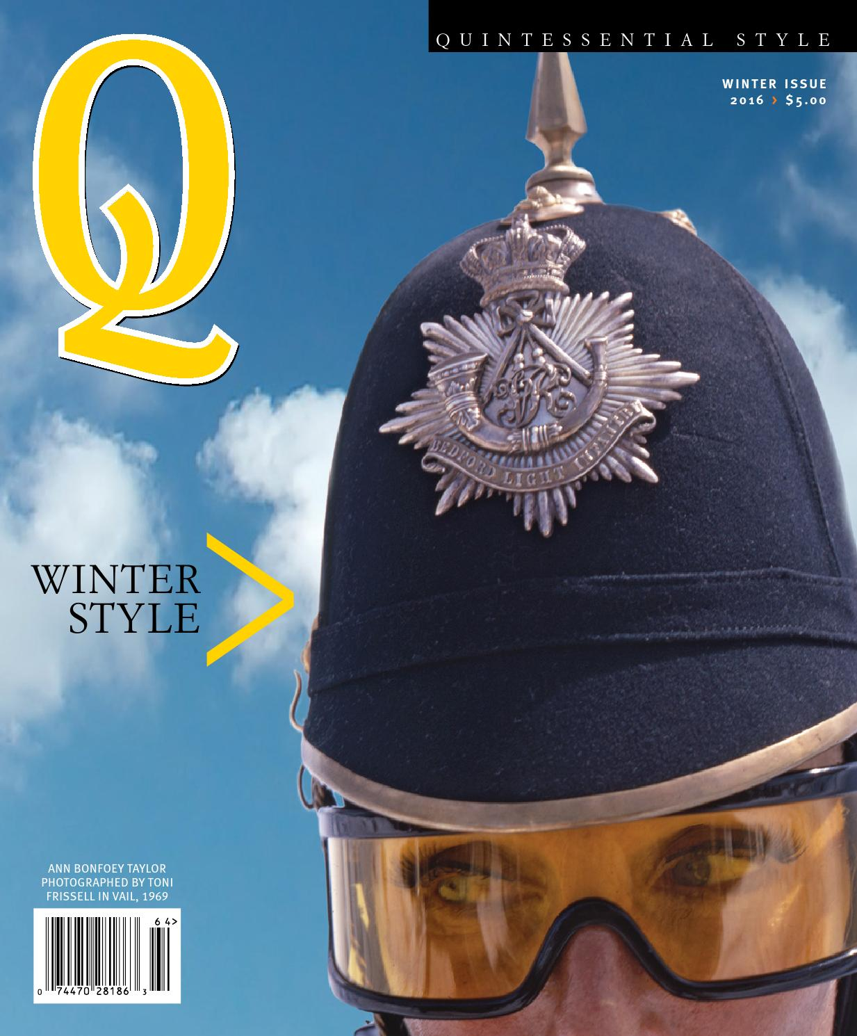 e01eb9ace8 Q Winter 2016 by QUEST Magazine - issuu