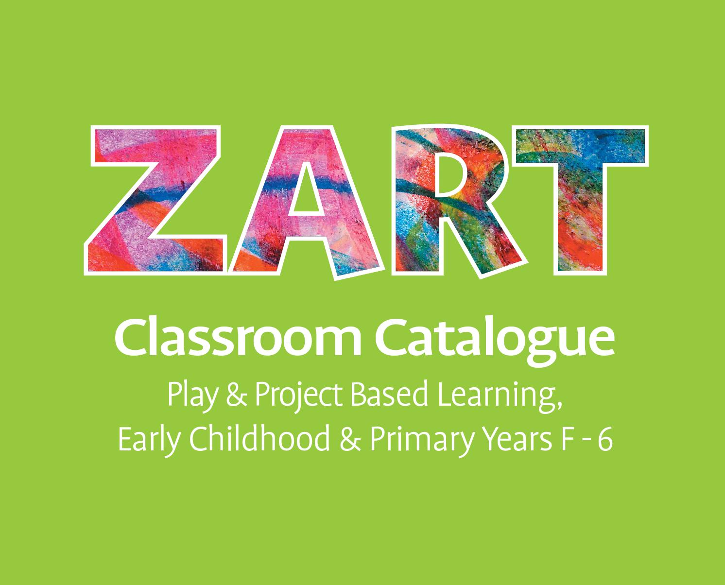 Zart Classroom Catalogue 2016 by Zart : Art, craft and education ...