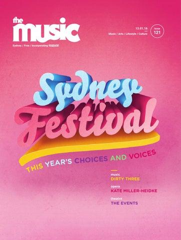 The Music (Sydney) Issue #121 by .au issuu