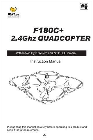 F180 user manual by USA Toyz - issuu