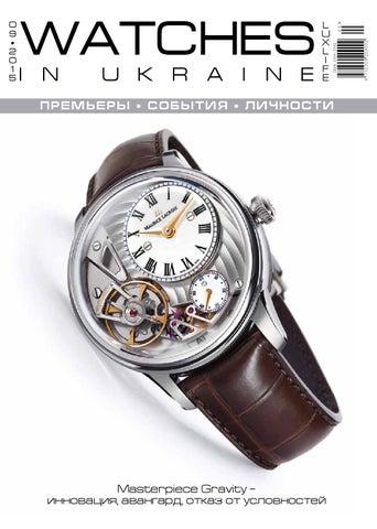 1fbbd30dd07 Anuário Relógios   Canetas - 2019 (versão digital da revista em ...