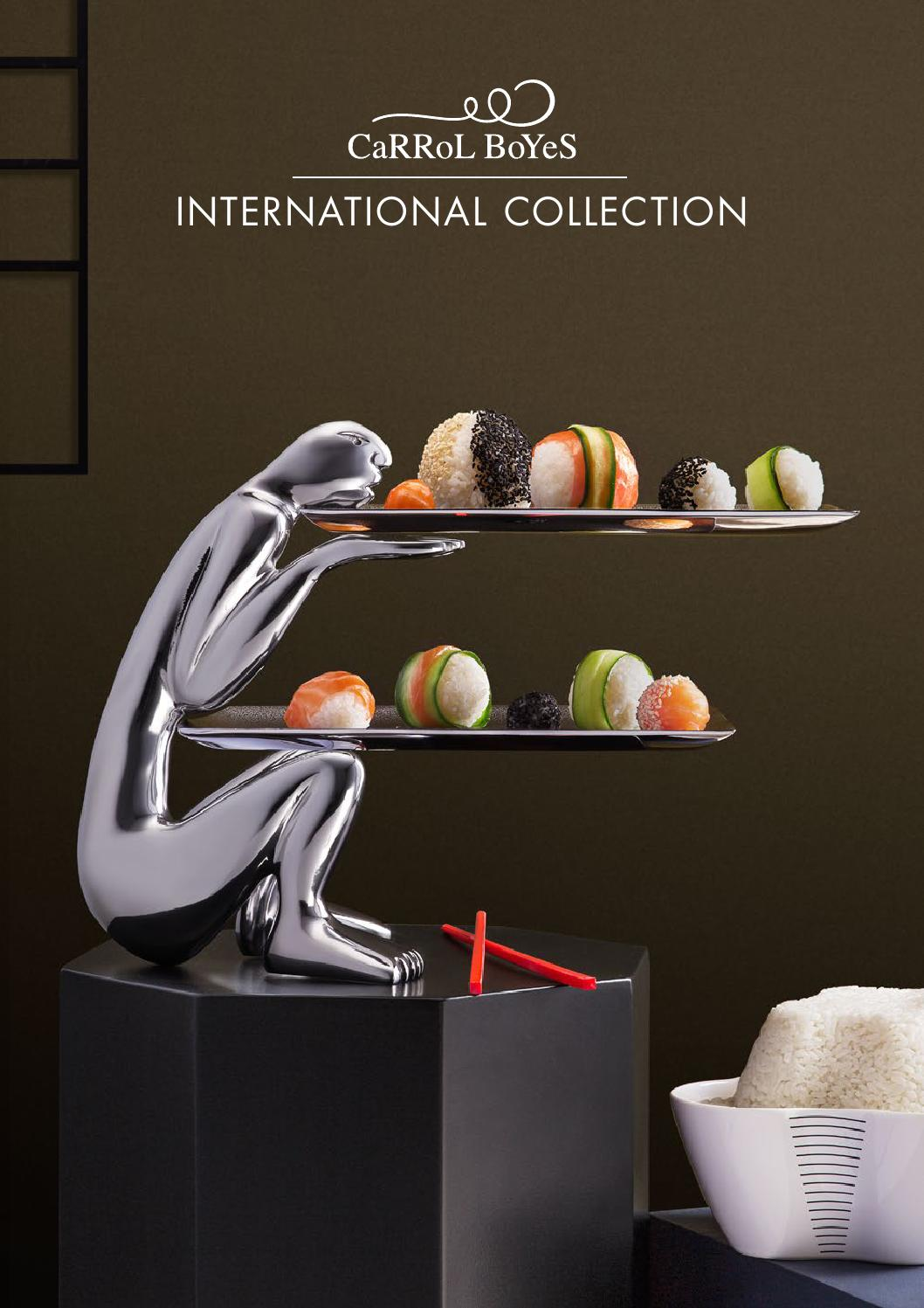Chrome Door Handles >> Carrol Boyes - International Collection: Edition 1 by ...