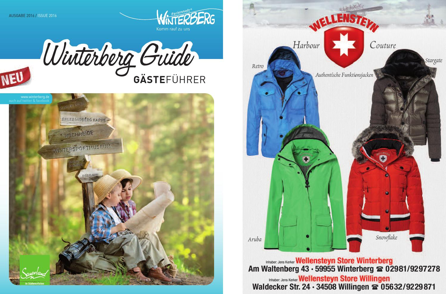 Winterberg Guide 2016 by Ferienwelt Winterberg - issuu