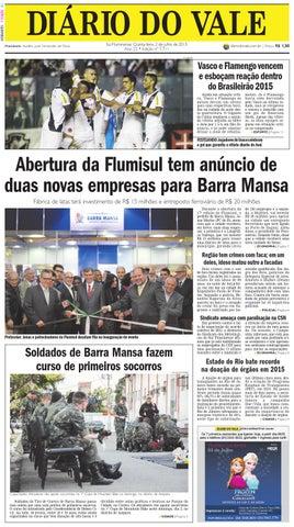 5dd0439b4d857 7711 diario quinta feira 02 07 2015 by Diário do Vale - issuu