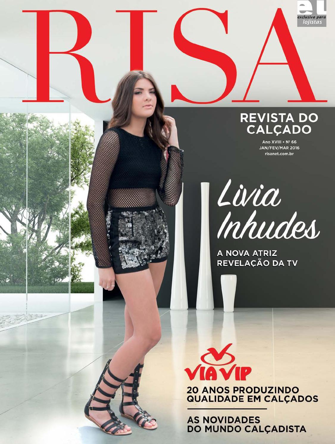 Risa Calçados Ed. 66 by Revista Risa - issuu 891bb684a0