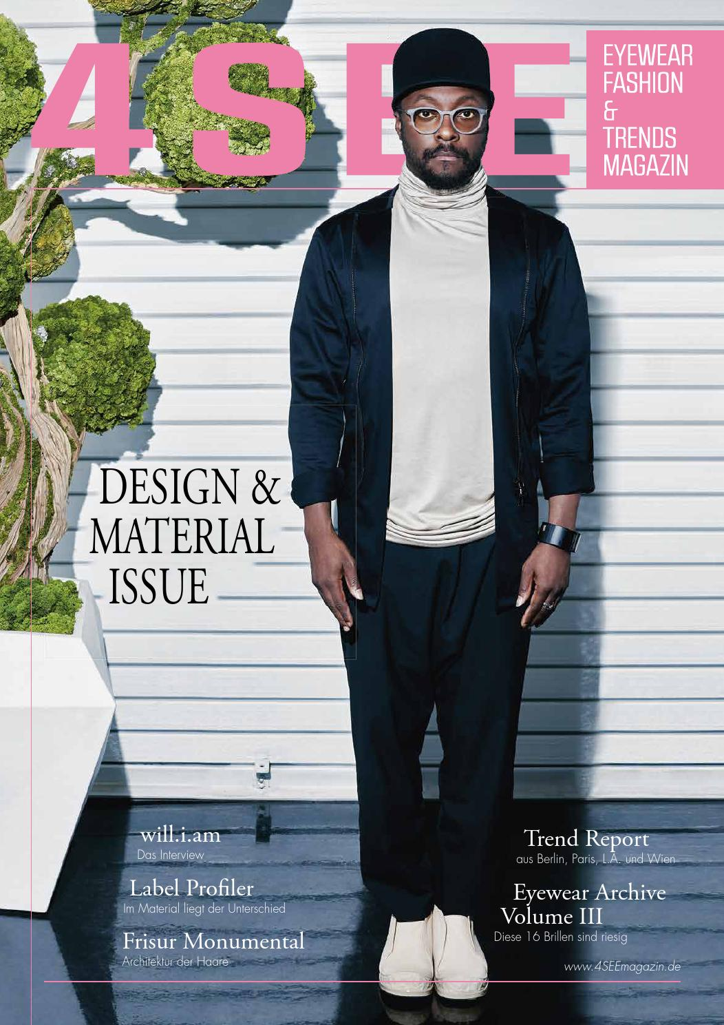 4SEE F/W 2015 by 4SEE Magazin - issuu