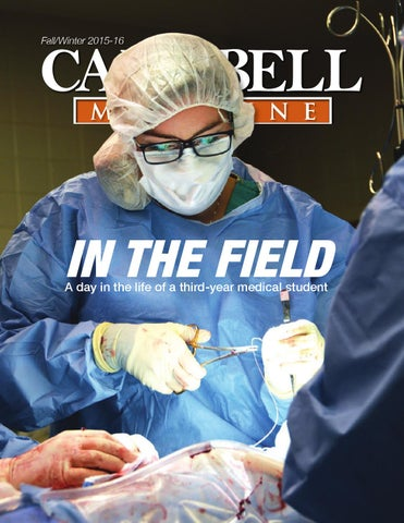 Campbell Magazine Fall/Winter 2015-16 by Campbell University - issuu
