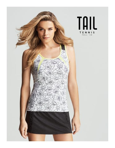 d26666efe8b Tail Activewear Spring  17 Tennis by Tail Activewear - issuu