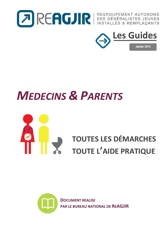 151211 Guide Reagjir Medecins Parents By Reagjir Issuu