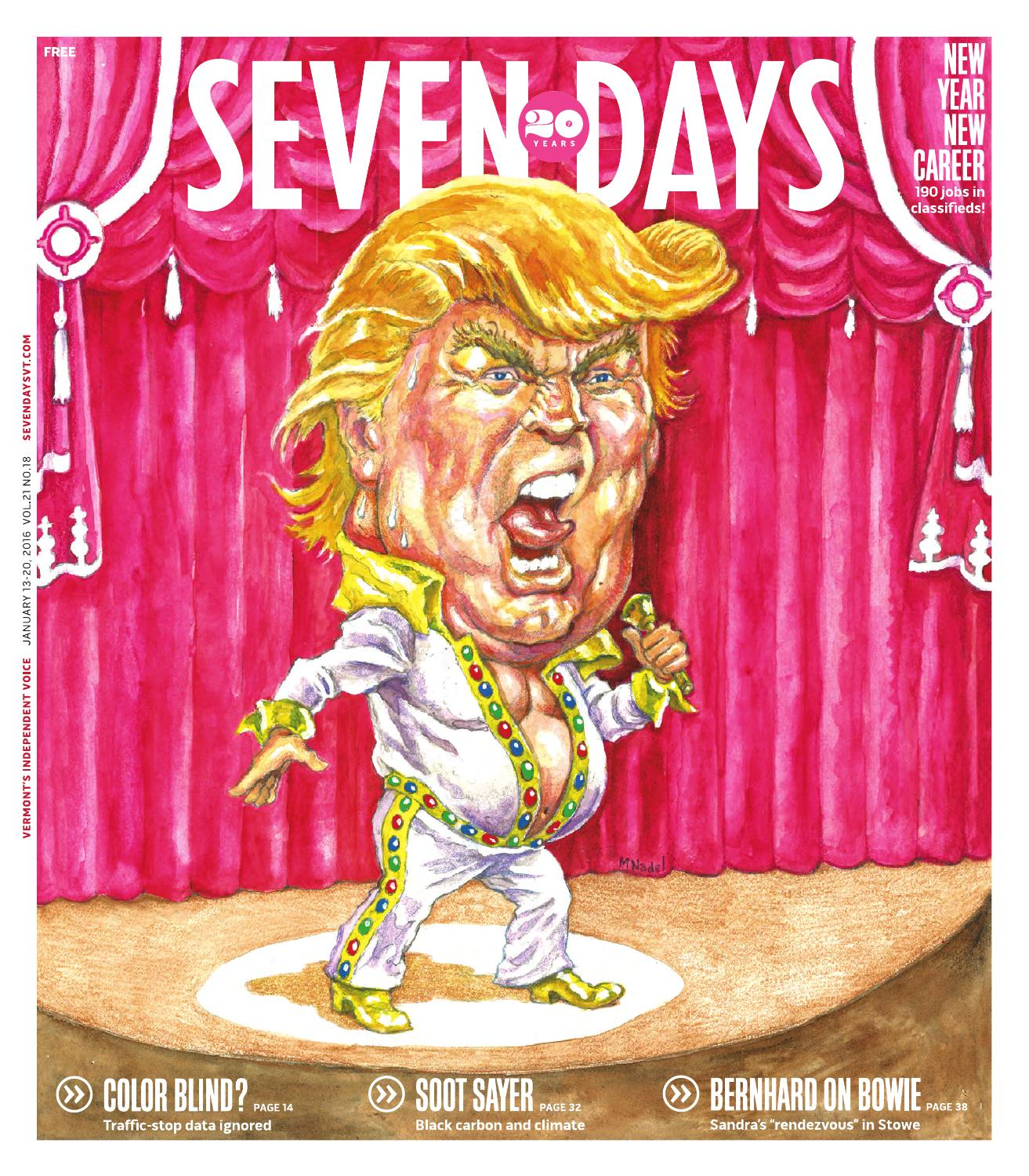 ccc29679db05 Seven Days, January 13, 2016 by Seven Days - issuu