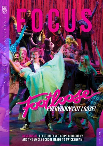 Churchers College Focus Spring 2015 By Sitewrights Issuu